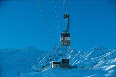 Gotthard Skigebiet