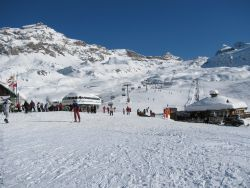 Skiurlaub in Cervinia