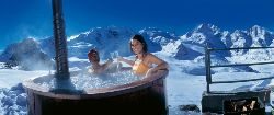 Wellness im Winter in Arosa